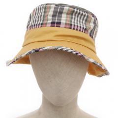 コロンビア(Columbia) シッカモア ジュニア ブーニー Sickamore Jr. Booney PU5277 705 Golden Yellow 帽子(Jr)