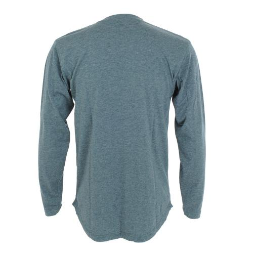 ハーレー(HURLEY) O&O DROPTAIL LONG SLEEVE MTSPDTOAH6 HBDメンズ ウェア Tシャツ 長袖(Men's)