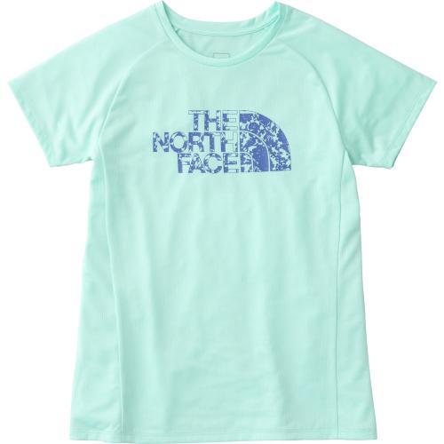 ノースフェイス(THE NORTH FACE) ショートスリーブGTDロゴクルー S/S GTD Logo Crew NTW11783 BB ウィメンズ 半袖Tシャツ(Lady's)