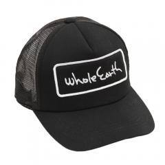 ホールアース(Whole Earth) BB CAP WES17F03-7003 BLK キャップ 帽子(Men's)