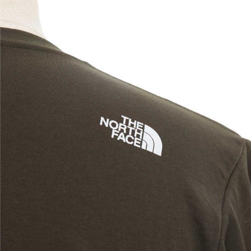 ノースフェイス(THE NORTH FACE) 別注 S/S PHOTO LOGO TEE メンズ 半袖Tシャツ NT31704X RG ロジングリーン(Men's)