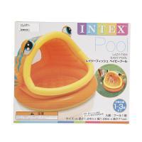 インテックス(INTEX) 【オンラインストア期間限定SALE価格】レイジーフィッシュ ベイビープール 17 57109(Jr)