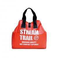 ストリームトレイル(Stream Trail) ウェットトート L 防水 トートバック WET TOTE BAG L RED(Men's、Lady's)