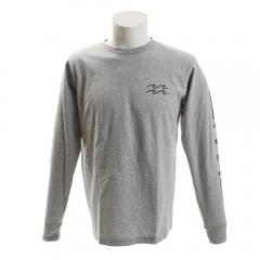 ビラボン(BILLABONG) UNITY KOGO 長袖Tシャツ AH012052 GRH(Men's)