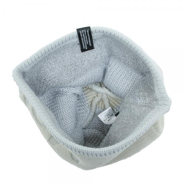デサント(DESCENTE) KNIT CAP DKC-7214 PRT メンズ ニット帽(Men's)