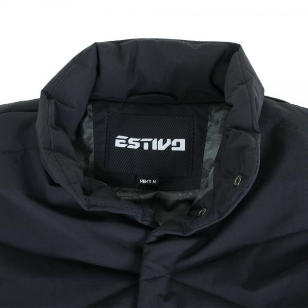 エスティボ EV-KNOCKOUT VEST EVM1753 K メンズ ジャケット ボードウエア(Men's)