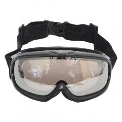 <LOHACO> アックス(AXE) 大型眼鏡使用可 ゴーグル AX 888-WMD BK(Men's)画像