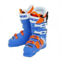 LANGE スキーブーツ RS 130 WIDE LBG1050 POWER BLUE(Men's)