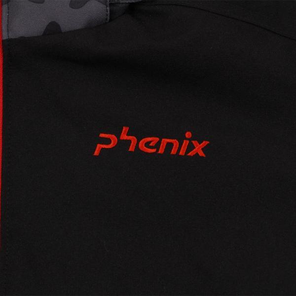 フェニックス(PHENIX) Camouflage Boys Two PS7G22P82 BK キッズ ジュニア 上下セット スキーウエア(Jr)