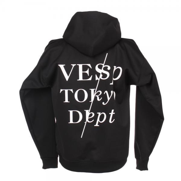 VESP パーカー VPMS17-22BK(Men's)