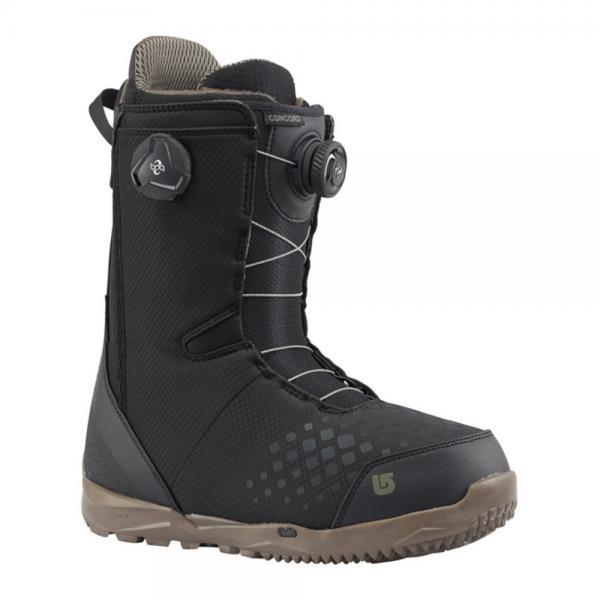バートン(BURTON) 2017-2018 CONCORD BOA BLACK 18 13178103001 メンズ スノーボード ブーツ(Men's)