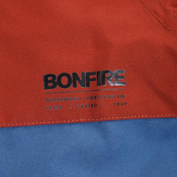 ボンファイア(Bonfire) ANCHOR ジャケット 18BF BGDBLU S スノーボード ウェア(Men's)