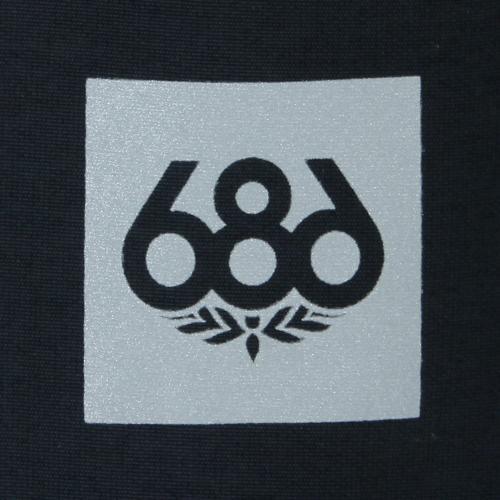 686 GoreTex GT PT L7W201Black スノーボード ウェア(Men's)