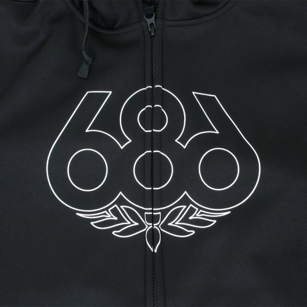 686 Icon Zip Bonded HD(Men's)