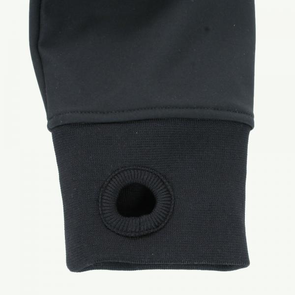 ANTHEM TRIANGLE AN1768 01 BLACK スノーボード ウェア(Men's)