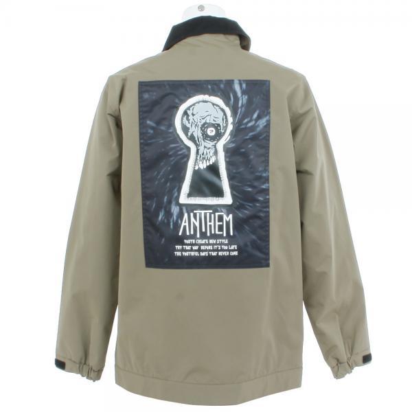 ANTHEM KEYHOLE AN1783 03 KHAKI スノーボード ウェア(Men's)
