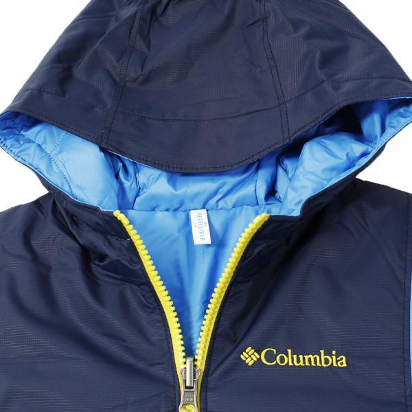 コロンビア(Columbia) ダブルフレークセット SY1093 480 上下セット スキーウエア(Jr)