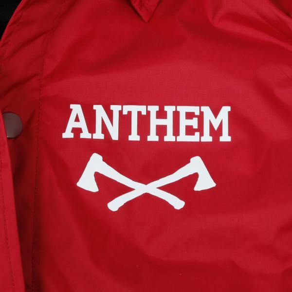 ANTHEM AN1701J AN1701J WIN スノーボード ウェア コーチジャケット(Men's)
