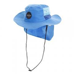 クイックシルバー(Quiksilver) ジュニア 【ゼビオ限定】 ジュニア サーフハット 18SU KHT182609 TBLU 帽子(Jr)