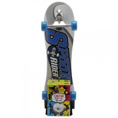 スプーンライダー(SPOON RIDER) スケートボード SPOONRIDER28 BLU(Jr)