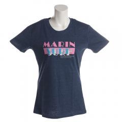 スウィベル(Swivel) マリンサーフ スリムTシャツ 870SW8CD2121 NVY(Lady's)