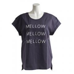 スウィベル(Swivel) MELLO WボクシーTシャツ 870SW8EG2116 GRY(Lady's)