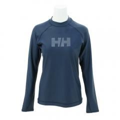 ヘリーハンセン(HELLY HANSEN) L/S Rashguard HE81804W HB ラッシュガード(Lady's)