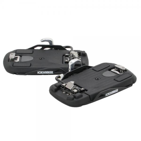 ケイツー(K2) ボードビィンディング クイッカー B1504001010 BLACK スノーボード メンズ ビンディング(Men's、Lady's)