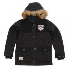 レセーダ ジュニア PADDING ジャケット REJ78502 009BLK(Jr)