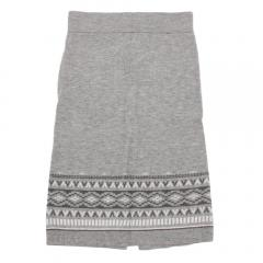 スウィベル(Swivel) TRIBAL ニットスカート 870SW8NX3404 GRY(Lady's)