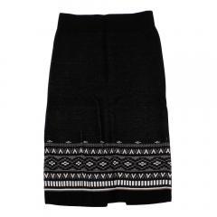 スウィベル(Swivel) TRIBAL ニットスカート 870SW8NX3404 NVY(Lady's)