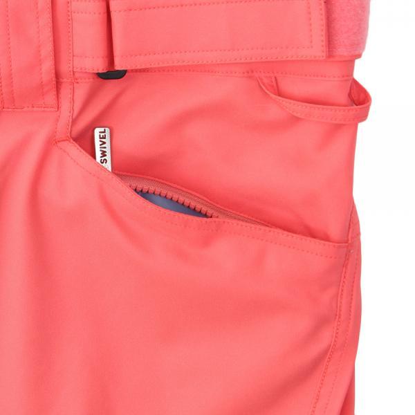スウィベル(Swivel) COLOR パンツ 355SW9FA5639 PNK スノーボード ウェア レディース(Lady's)