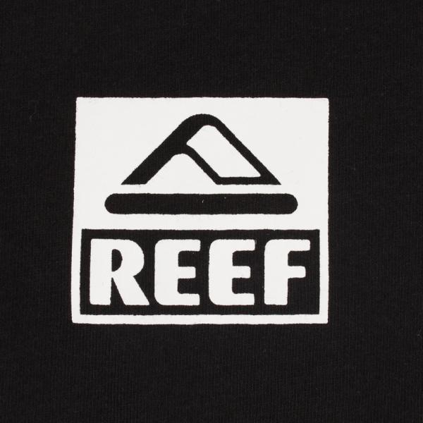 リーフ(REEF) 【オンライン特価】SQUARE 半袖Tシャツ RF19SP-1002SS-BLA(Men's)