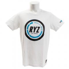 ライズ(RYZ) CIRCLE 半袖Tシャツ 869R9CD6316 WHT(Men's)