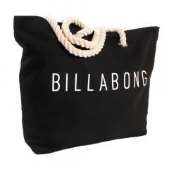 ビラボン(BILLABONG) レディース ビッグトートバッグ AJ013942 BLK(Lady's)
