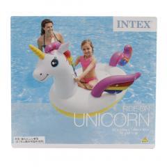 インテックス(INTEX) ユニコーンライドオン フロート 19 57561(Men's、Lady's、Jr)