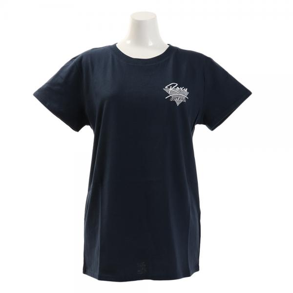 ロキシー(ROXY) 90'S 半袖Tシャツ 19SURST192032NVY(Lady's)