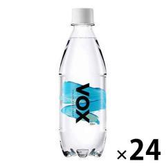 VOX 強炭酸水 500ml×24本 送料無料 ストレート