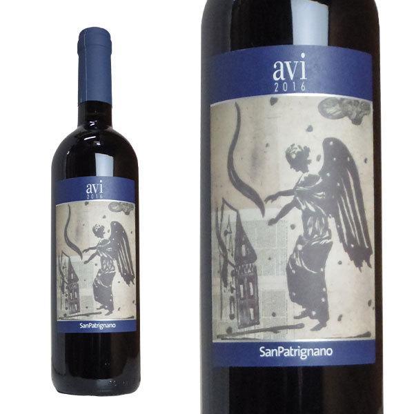 アヴィ 2016年 数量限定品 サン パトリニャーノ DOCロマーニャ サンジョヴェーゼ スペリオーレ リゼルヴァ イタリア 赤ワイン