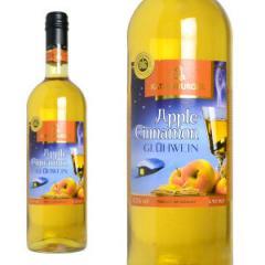 カトレンブルガー アップル・シナモン グリューワイン(ホットワイン) ドクターディームス 750ml (ドイツ フルーツワイン 白)