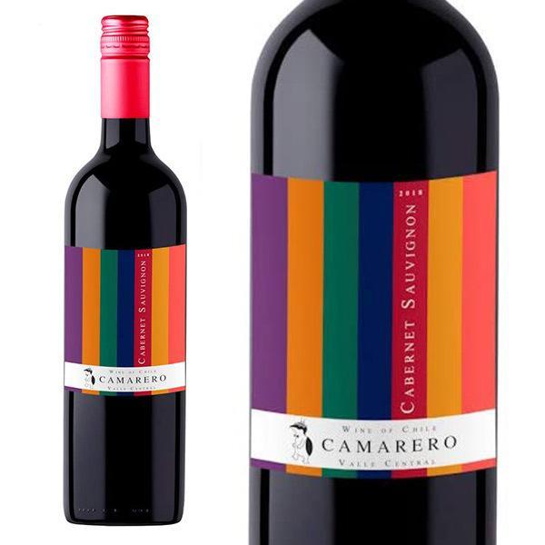カマレロ カベルネ ソーヴィニヨン ヴィニェドス デ アギーレ社 チリ 赤ワイン