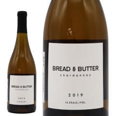 ブレッド&バター シャルドネ 2019年 750ml (アメリカ カリフォルニア 白ワイン)