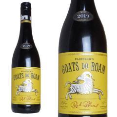 ゴーツ・ドゥ・ローム レッド 2019年 フェアヴュー WOコースタル (赤ワイン・南アフリカ)の画像