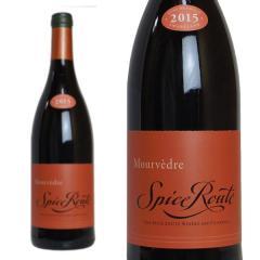 スパイス・ルート ムールヴェードル 2015年 (赤ワイン・南アフリカ)の画像