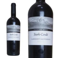スタークコンデ ポストカード・シリーズ カベルネ・ソーヴィニヨン 2018年 スターク・コンデ・ワインズ 750ml (南アフリカ 赤ワイン)の画像