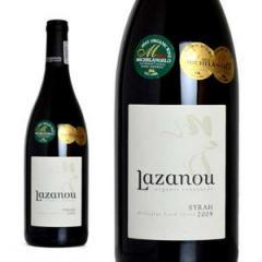 ラザノウ・シングルヴィンヤード・シラー 2011年 (赤ワイン・南アフリカ)の画像