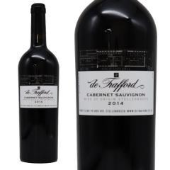 ド・トラフォード カベルネ・ソーヴィニヨン 2014年 750ml 正規 (南アフリカ 赤ワイン)の画像