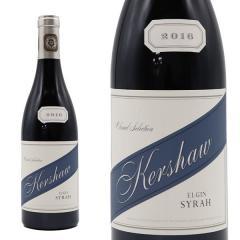 エルギン シラー クローナル・セレクション 2016年 リチャード・カーショウ・ワインズ 750ml (南アフリカ ウエスタンケープ 赤ワイン)の画像