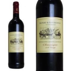 ルパート&ロートシルト クラシック 2017年 750ml (南アフリカ 赤ワイン)の画像