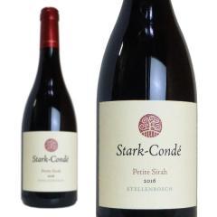 スターク・コンデ プティット・シラー 2016年 スターク・コンデ・ワインズ 750ml 正規 (南アフリカ 赤ワイン)の画像